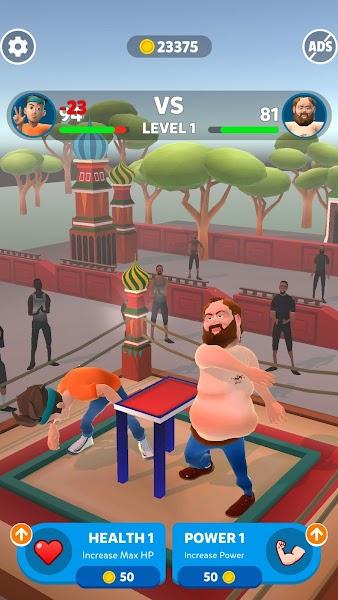 Slap Kings Screenshot Image