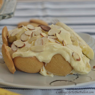 Creamy Banana Pudding Delight