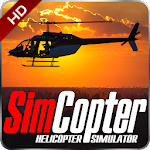 SimCopter Helicopter Simulator HD 1.0.1 (Unlocked)