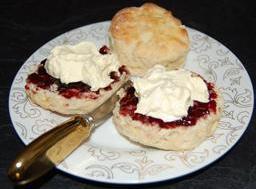 Plain Old Fashion Tea-scones Recipe