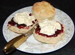 Plain Old Fashion Tea-scones