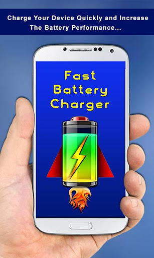 Fast Battery Charger