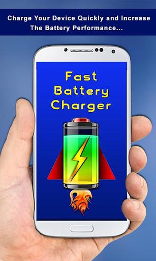高速バッテリー充電器