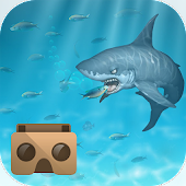 Hungry & Angry Shark World VR