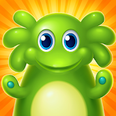 Alien Story - Fairy Tale with Games Free