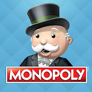 Monopoly - the money & real-estate board game!