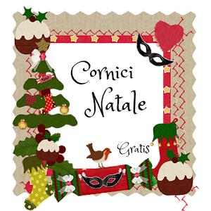 Cornici natale gratis cornici per foto natale android for Cornici nere per foto