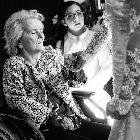 Wedding photographer Alessandro Spagnolo (fotospagnolonovo). Photo of 19.12.2017