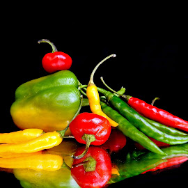 Hot  by Asif Bora - Food & Drink Ingredients
