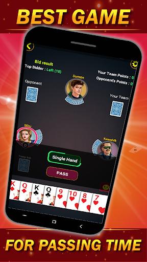 29 Card Game ( twenty nine ) Offline 2020 3.8 screenshots 10