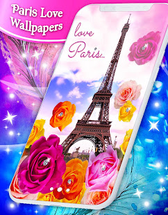 Paris Love Live Wallpapers Apps On Google Play