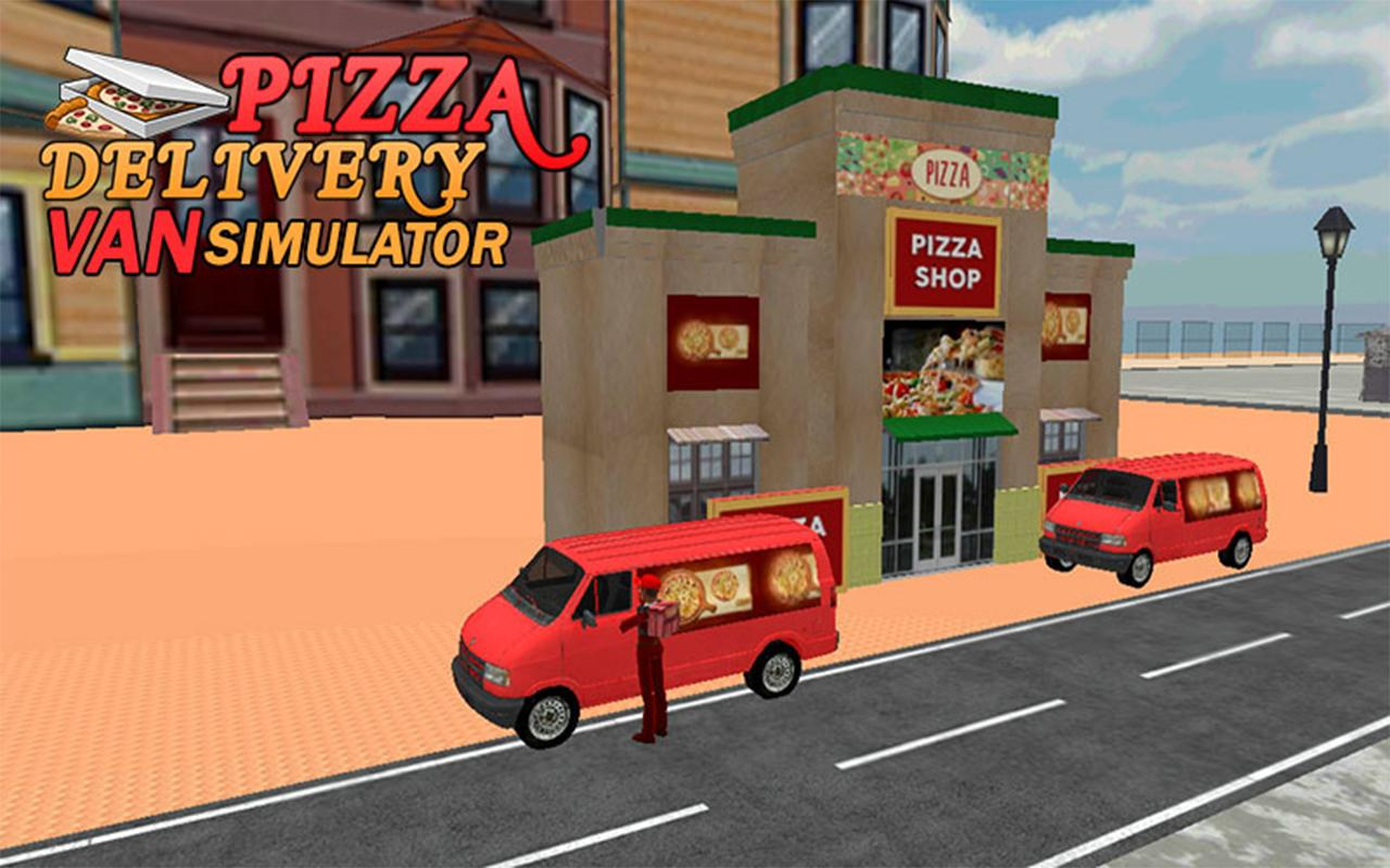 Pizza-Delivery-Van-Simulator 21