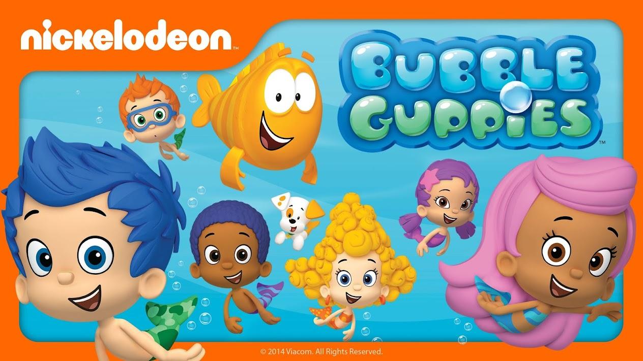 Bubble guppies movies tv on google play - Bubulles guppies ...