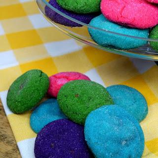 Playdough Chocolate Sugar Cookies