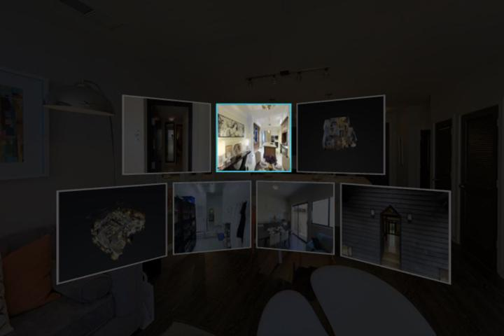MP2VR- screenshot