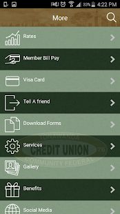 TonCom FCU- screenshot thumbnail