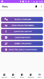 App Gasosa! APK for Windows Phone