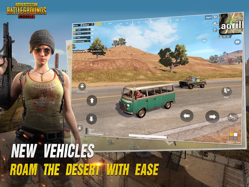 BETA PUBG MOBILE 0.7.0 screenshots 11