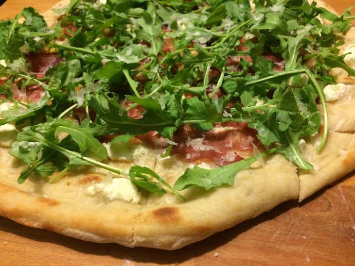 Fig-Prosciutto-Arugula Pizza Recipe   Yummly
