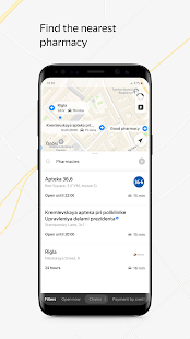 Yandex.Maps and Transport Screenshot