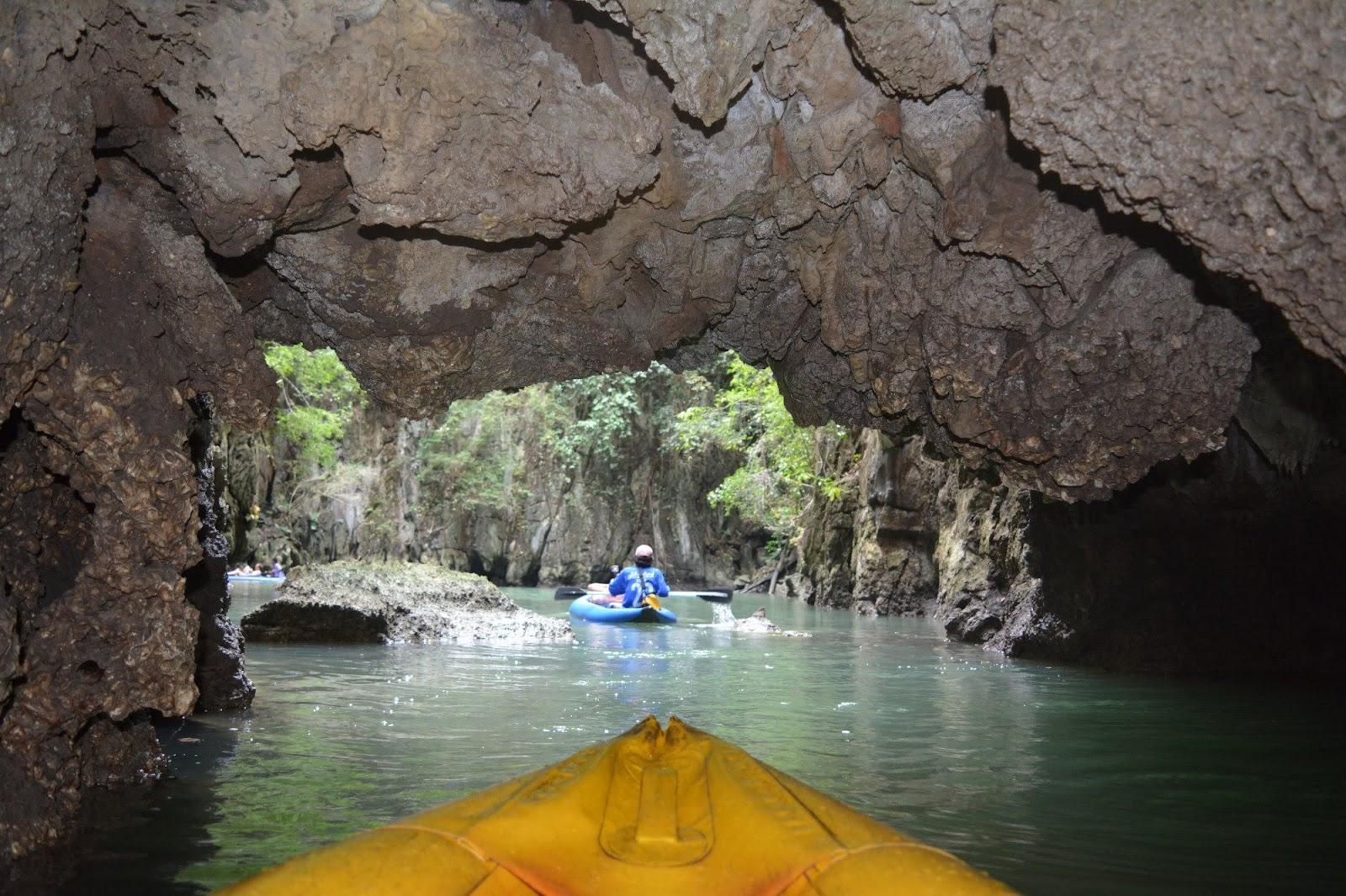 Original Sea Kayak Tour to Phang Nga Bay with Self Paddling Option & Sunset Dinner