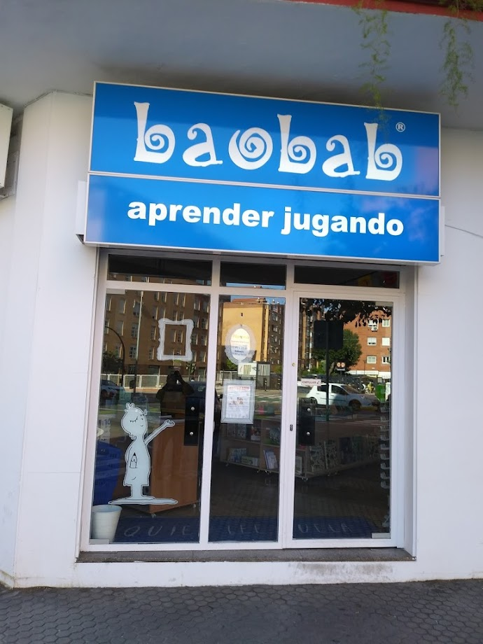 Foto Baobab aprender jugando Sevilla Santa Justa 1