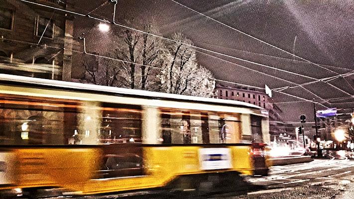 Tram di Dayana