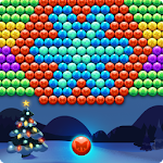 Bubble Shooter Christmas Icon