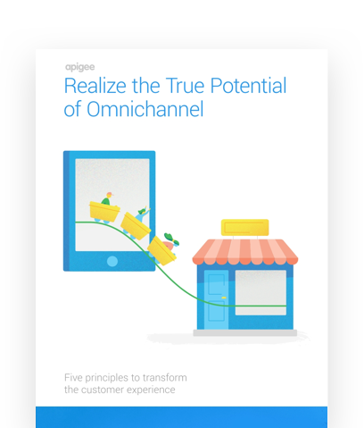 Five Principles to Transform Customer Experience with APIs and Realize Potential of Omnichannel