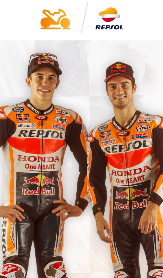 Box Repsol MotoGP- screenshot