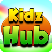 Kidz Hub: Gamified Learning for Pre-schoolers