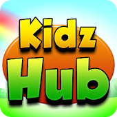 Kidz Hub: All-in-One Learning Game for Kids