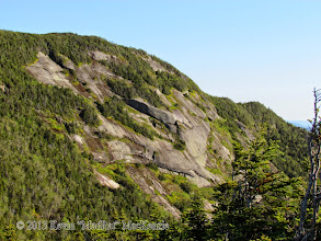 Photo: Upper reaches of the Goodwin-Stanley Route.