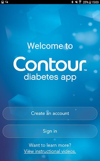 CONTOUR DIABETES app (US) 2.4.0 screenshots 1