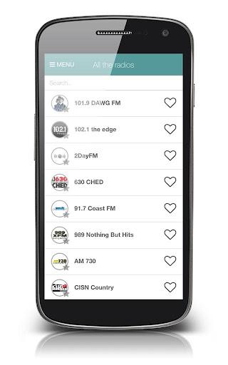 FM Radio Canada