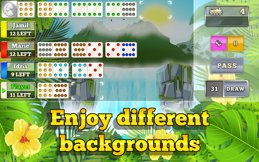 Mexican Train Dominoes Gold 2.0.7-g screenshots 9