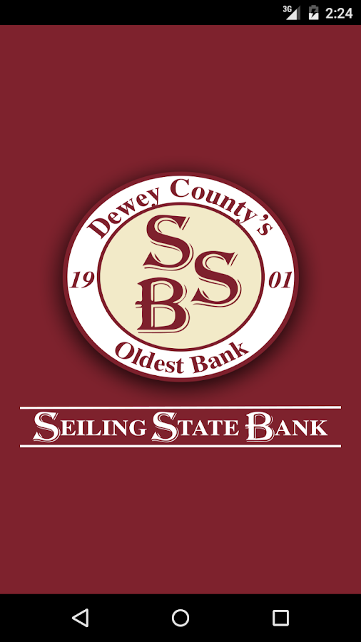 Seiling State Bank Mobile- screenshot
