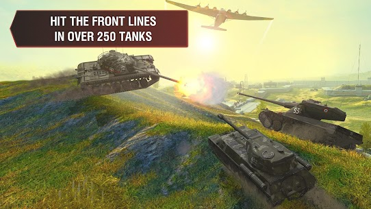 World of Tanks Blitz MOD (Unlimited Gold) 3