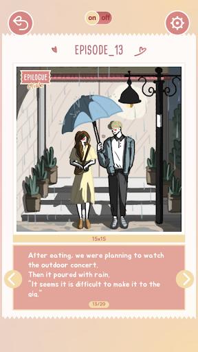 Hana's story - nonograms modavailable screenshots 5