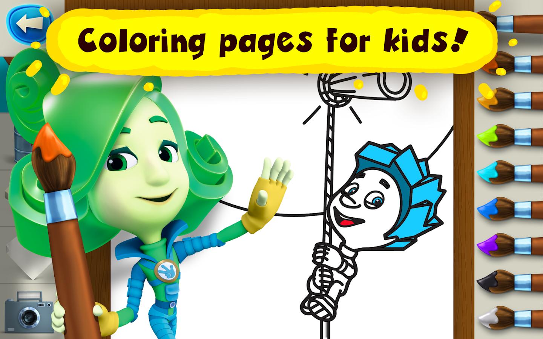 Mewarnai Untuk Anak Anak Apl Android Di Google Play