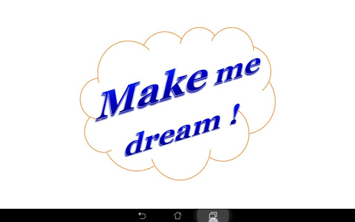 Make Me Dream 2018