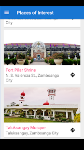 NYD 2017 Zamboanga - Official Mobile Companion App - náhled