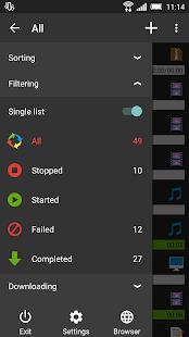Advanced Download Manager- screenshot thumbnail