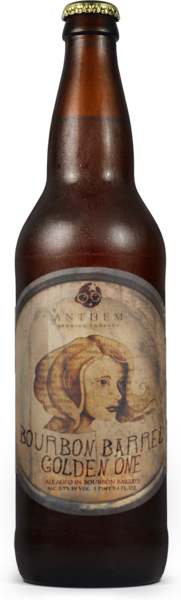 Logo of Anthem Bourbon Barrel Golden One