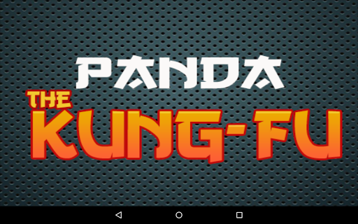 Panda the Kung-Fu Fall