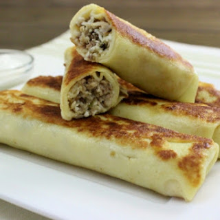 Crepe Filling Meat Recipes.