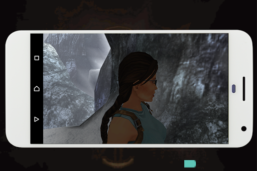 Tomb Lara Croft Anniversary game (apk) free download for Android/PC/Windows screenshot