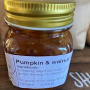 Pumpkin & walnut jam