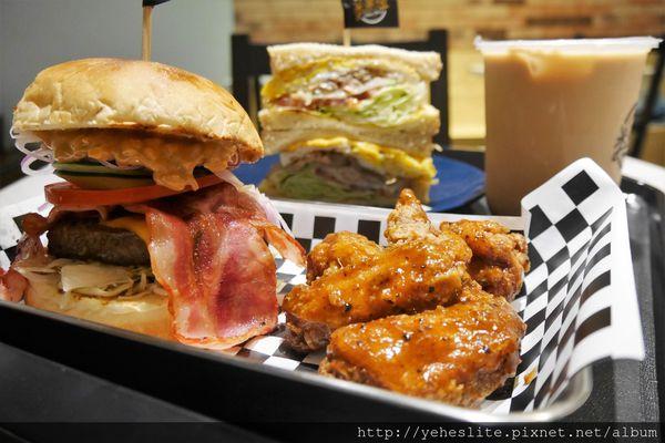 米樂福早午餐-味美量多親民價,西式餐點聚客來