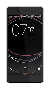 X theme For Huawei EMUI(light and dark) - náhled